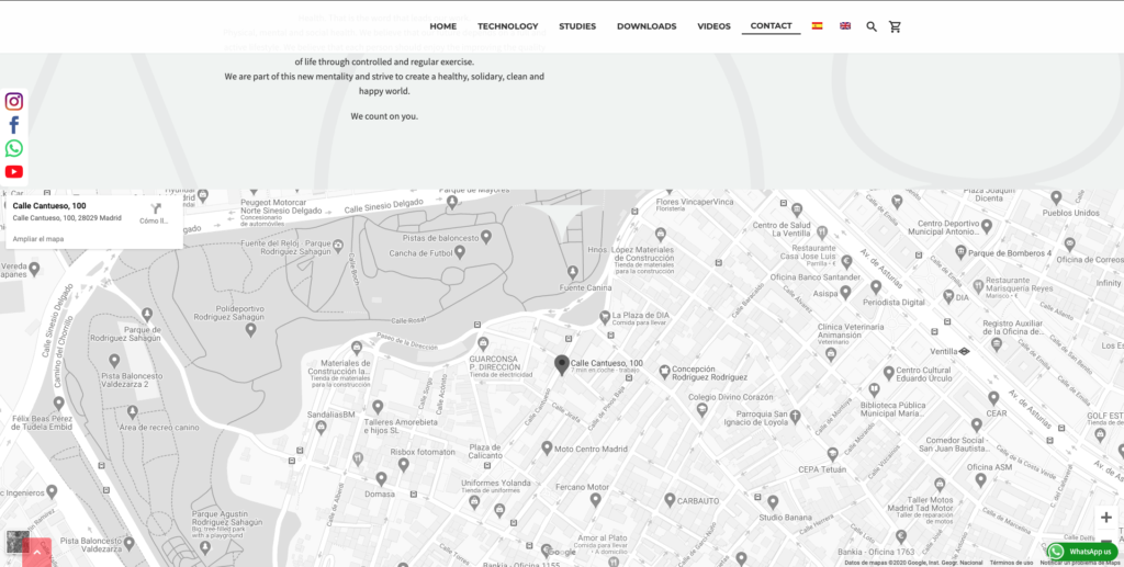 Map | AQ8 System