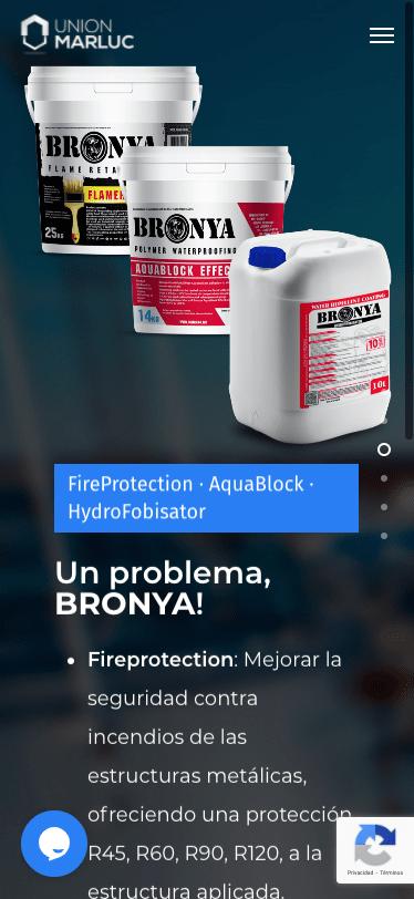 Union Marluc Mobile | Carlos Vera - VeraDesign | Madrid - España